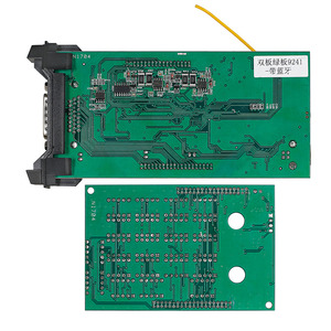 Image 4 - 10pcs/Lot CDP TCS New VCI 2016 R0/2017 R1 Keygen Dual Green Board V3.0 9241A OBDII/OBD2 Car/Truck Diagnostic Tool Auto Scanner