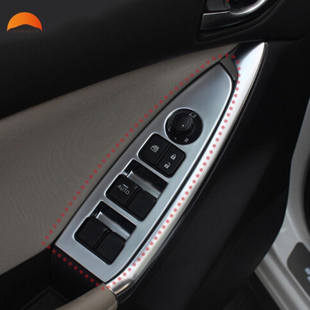 2014 Mazda Cx 5 Interior: For MAZDA CX 5 CX5 2012 2013 2014 ABS Car Styling Interior