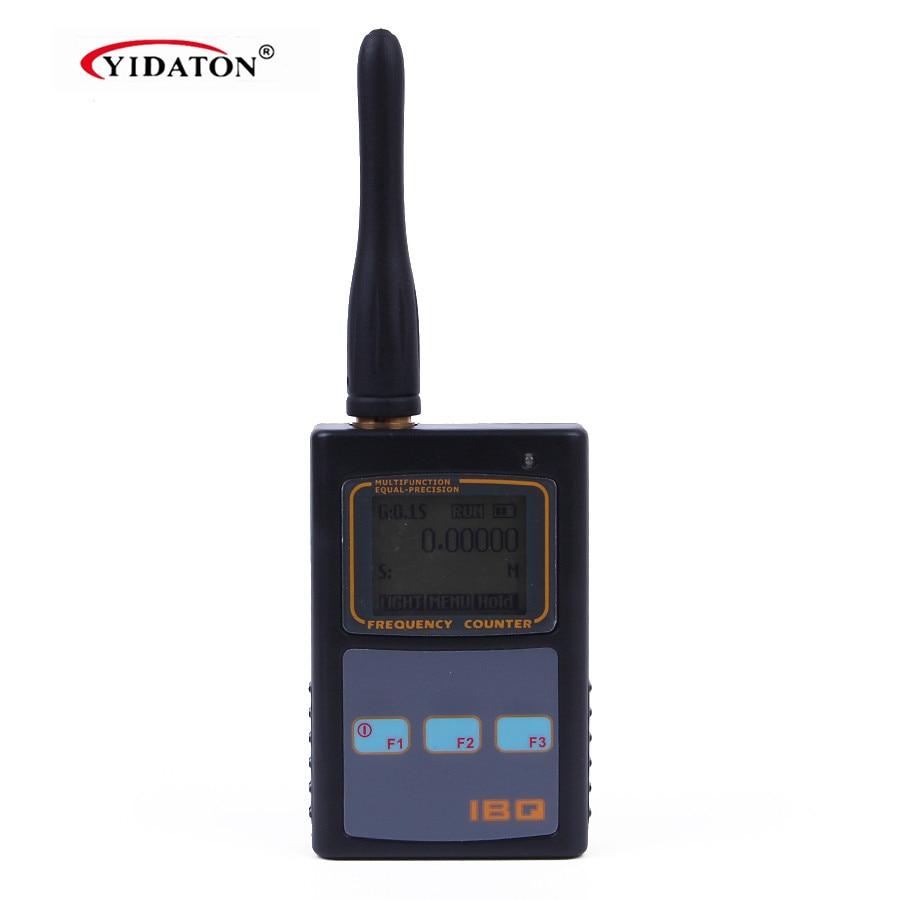 IBQ101 50 MHz-2.6 GHz voor BAOFENG Twee manier Radio UV-5R BF-888S BF-K5 Handheld Walkie Talkie Accessoires Frequentie Counter Meter