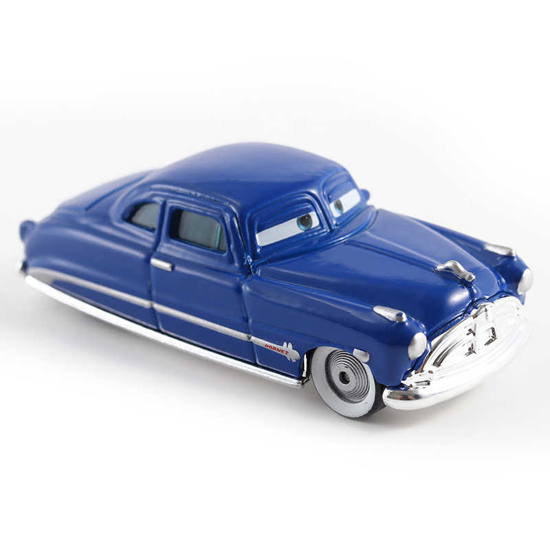 דיסני פיקסאר מכוניות 3 לייטנינג מקווין ג 'קסון סטורם קרוז מאטר מאק הדוד משאית 1:55 Diecast מתכת רכב דגם ילד צעצוע