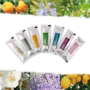 5pcs Car Air Freshener Replacement Car Perfume Car Styling Car Solid Freshener Air Purifier Conditioning Air Vent Perfume