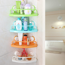 Hot Sale Wall Mounted Storage Rack with Large Suction Cups Bathroom Shower Kitchen Storage Shelf Bedroom Holder Rack