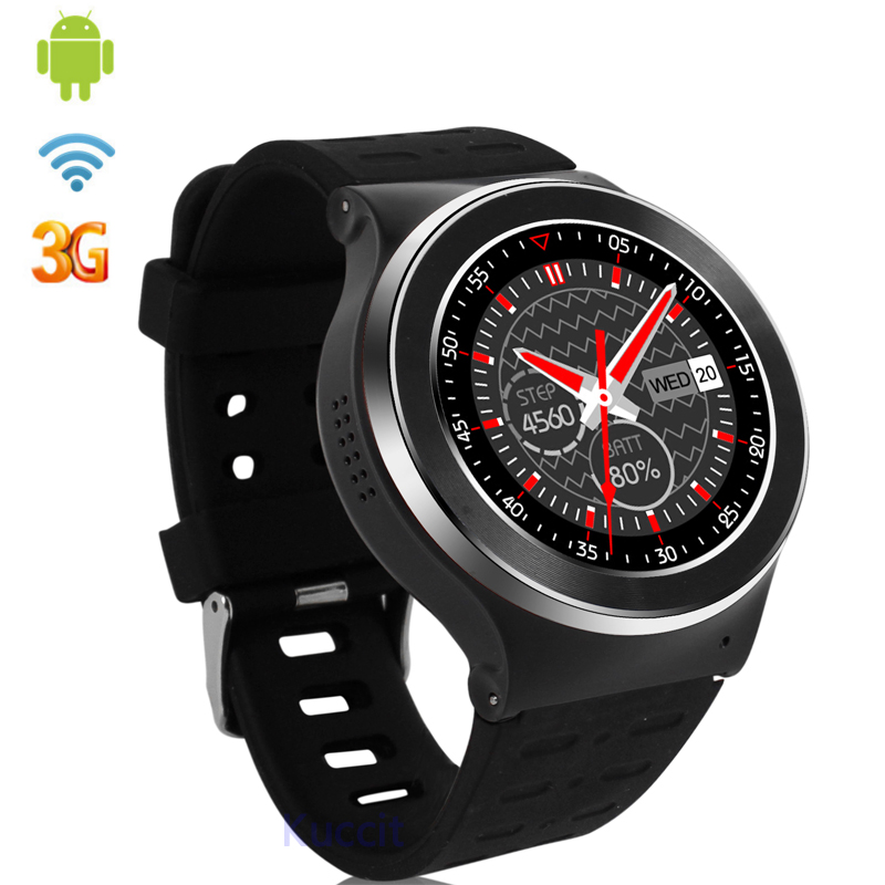 2016 3G Android Wrist Watch Phone MTK6580 Quad Core Single SIM Smartphone Wifi GPS S99 Bluetooth
