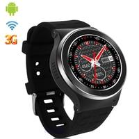 2016 3G Android Wrist Watch Phone MTK6580 Quad Core Single SIM Smartphone Wifi GPS S99 Bluetooth Wear smartwatch Mobile phone