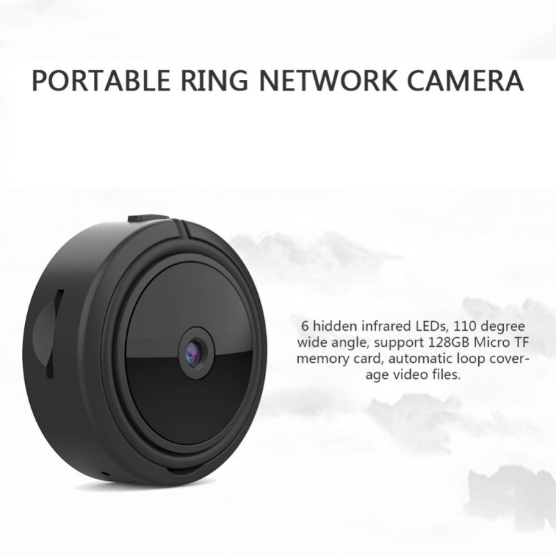 A11 Wifi IP Mini caméra Portable Full HD 1080 P caméra secrète IR Vision nocturne Micro caméra caméra de détection de mouvement