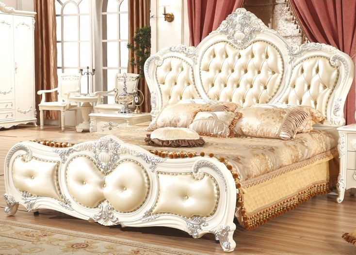 Home Furniture Queen Size Beds 1.8 Meter Bedroom Sets Wooden Furniture  European U0026 Modern Style In Bedroom Sets From Furniture On Aliexpress.com |  Alibaba ...