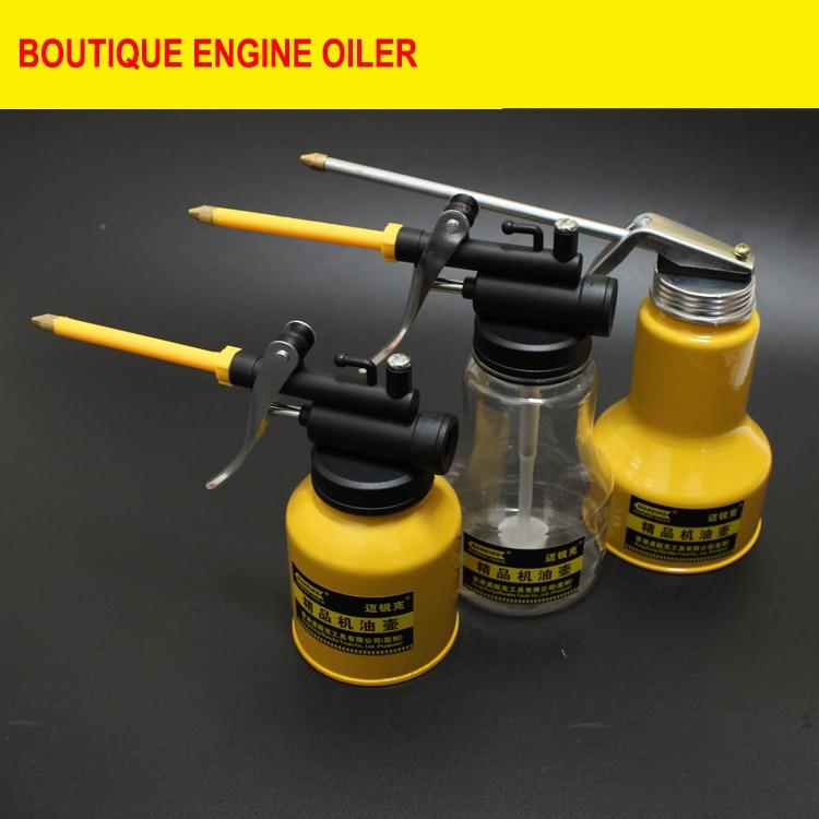 High Pressure Oil Pressure Pot  Oiler Pump Hose Machine Oil Pot Grease Spray Gun Paint Cans Repair Hand Tool