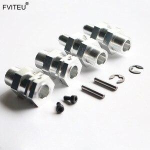 Image 3 - FVITEU, actualización de aleación, 24mm, cubo hexagonal, ajuste 1/5 HPI BAJA 5B, piezas, Motor Rovan King
