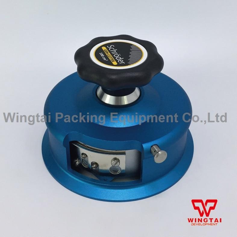 100cm2 Film or Textile GSM Sample Circular Cutter Germany Schroder GSM-100