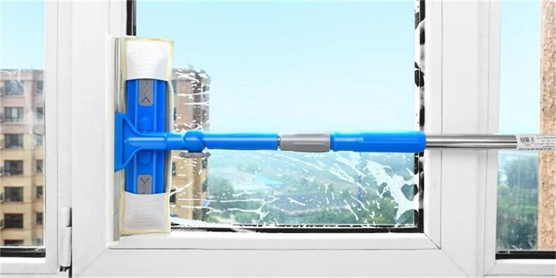 Teleskop fenster waschen werkzeug high fensterreiniger mit