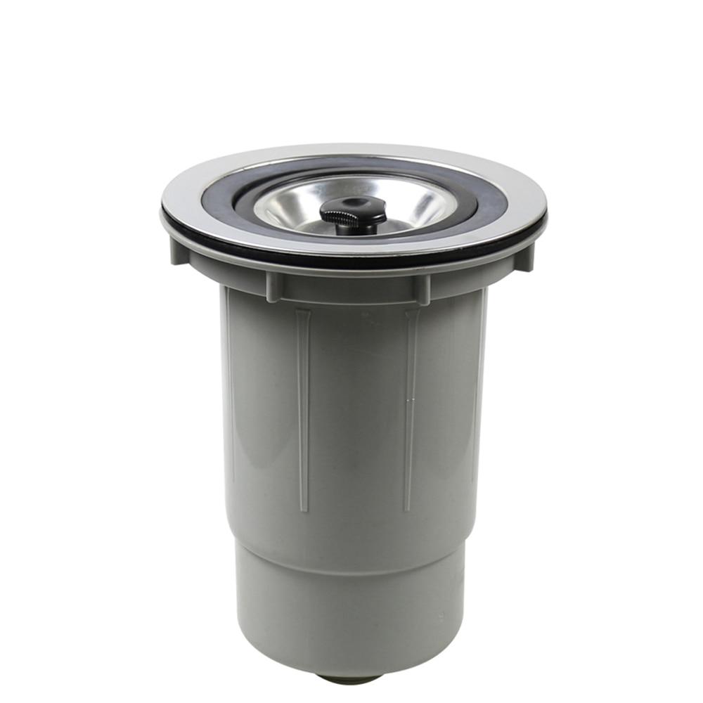 Talea Japan&Korea Type Stainless Steel Strainer Filter Drain Basket ForKitchen Sink Waste Plug Stopper XP284C003