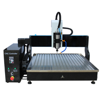JFT Portable Cutting Automatic 5 Axis CNC Carving 4 Axis Router Wood Working Machine