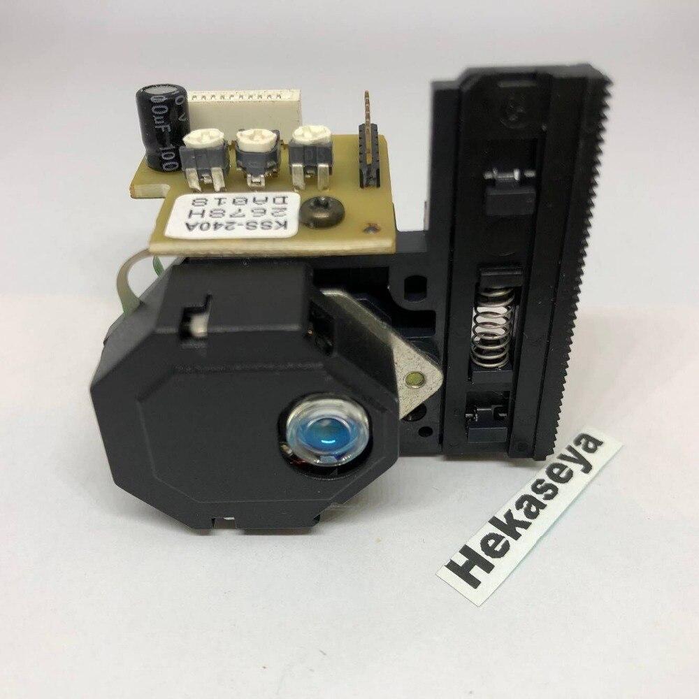 KSS-240A KSS240A KSS-240 lecteur de CD Radio lentille Laser Lasereinheit Optique Pick-up Bloc Optique