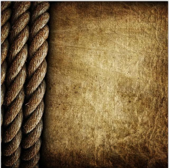 1x15m Free Shipping Photography Backdrop Studio Wallpaper Cool Unique Vintage Design Hemp Rope Vinyl