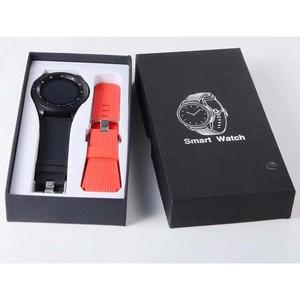 Image 5 - Z4 חכם טלפון שעון אנדרואיד SIM TF כרטיס Dail שיחת עגול מגע מסך Bluetooths 3.0 שעונים גברים ליידי כושר בריאות smartwatch