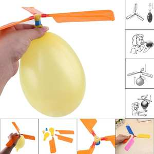 Toy Balloon Helicopter Flying-Toy Baby Education Child Xmas-Party-Bag Stocking-Filler-Gift