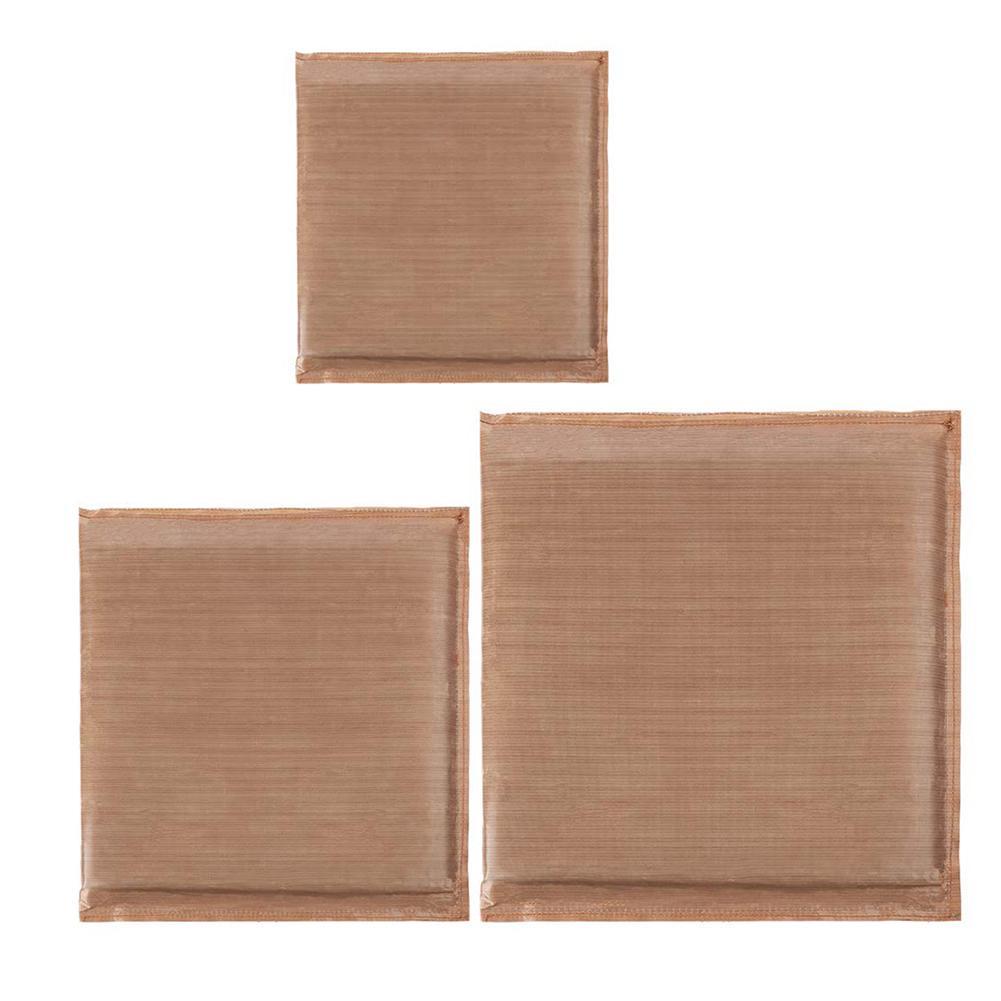 3Size Best Price Heat Press Pillow Teflon Pressing Transfer Pillows Cushion Set Iron Pillow Household Products Iron Mat Iron Pad