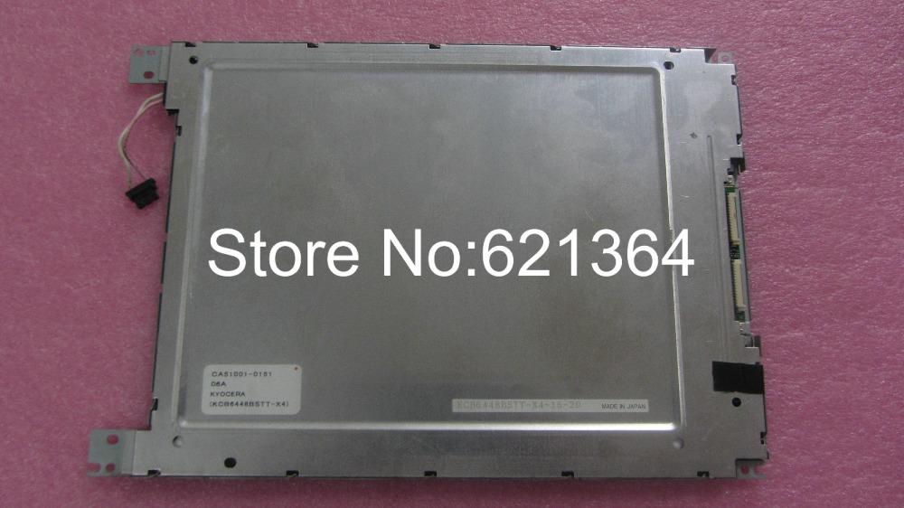 best price and quality  the original  KCB6448BSTT-X4   industrial LCD Displaybest price and quality  the original  KCB6448BSTT-X4   industrial LCD Display