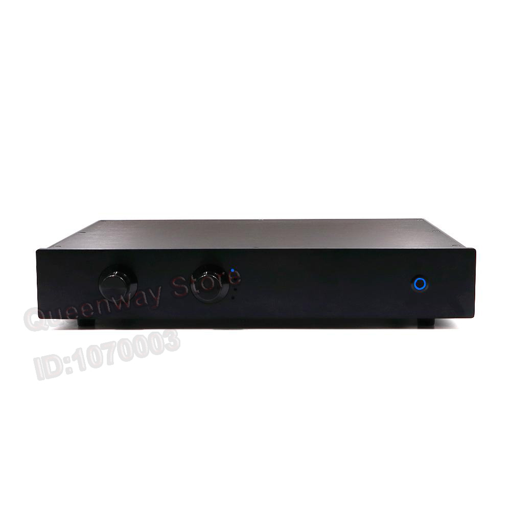 Breeze Audio New Arrival Power Preamplifier Design As Mbl6010d Mono Preamp Based On Ne5534 Naim Nac152 Amplifier Machine Standard Edition With Parallel Connected Class
