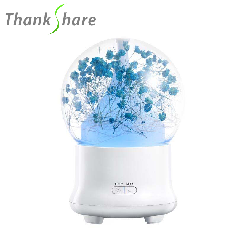 Aromatherapy Ultrasonic Humidifier Essential oil Aroma Diffuser Led Mist Maker Fogger Mini Portable Air Humidifier Home Office mini wooden conch shape aromatherapy air humidifier usb portable essential oil diffuser ultrasonic home office car mist maker