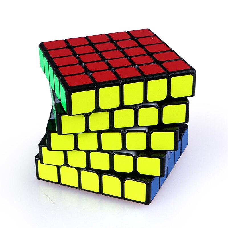 QIYI Valk 5 M Cubo Magico néo vitesse magnétique 5x5x5 Cube magique Puzzle éducation professionnelle Fidget jouets pour enfants Cubes