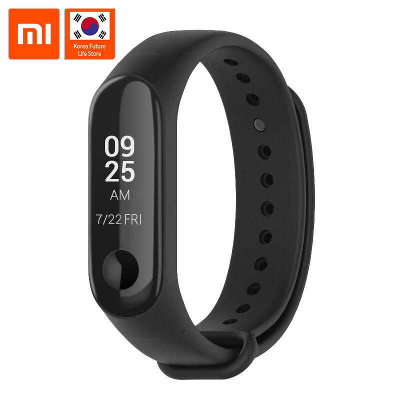 Original Xiaomi Mi Band 3 Smart Bracelet Fitness Bands XMSH05HM OLED Touch Screen 0 78 Message