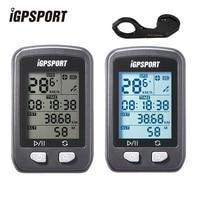 IGPSPORT GPS Computer Waterproof IPX6 Wireless Speedometer Bicycle Digital Stopwatch Cycling Speedometer Bike Sports Computer