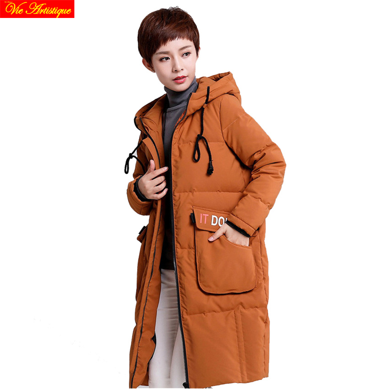 winter jacket women icebear manteau femme hiver parka women's long coats and jackets abrigos mujer invierno army Green coffee womens winter jackets and coats winter jacket women coat manteau femme thickened long casaco feminino inverno abrigos 001