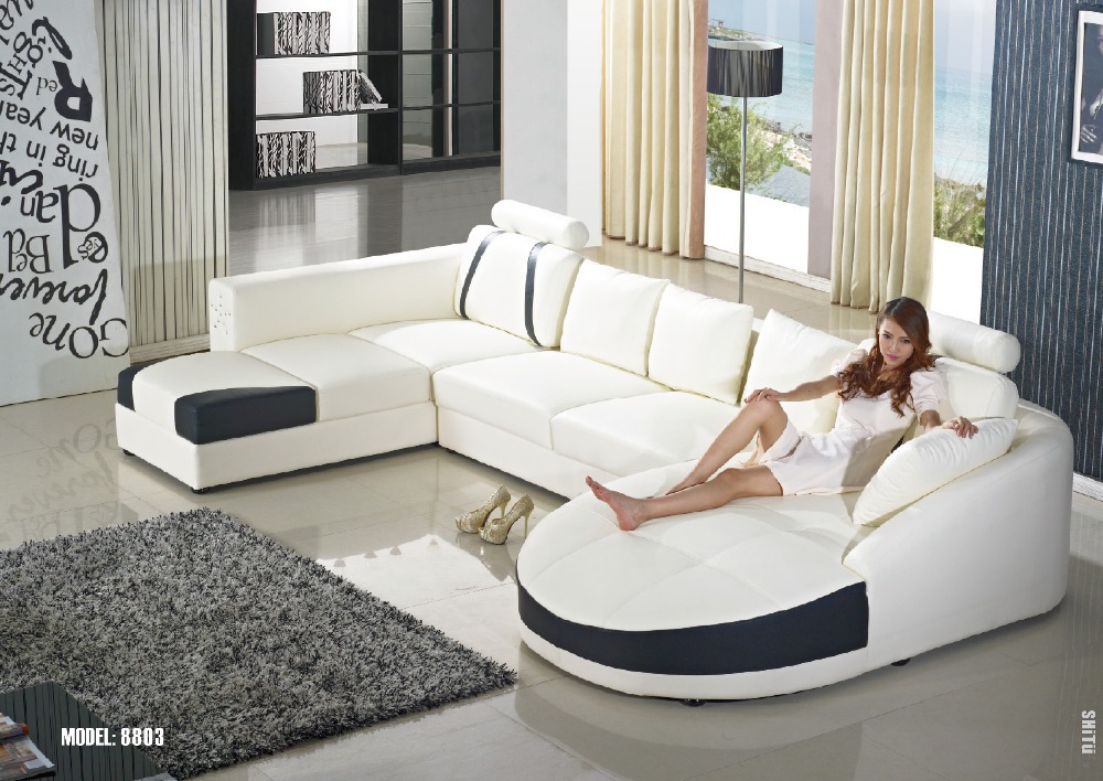 ... Living Room Furniture Modern Cheap. Online Get Cheap Corner Sofa  Leather Aliexpress Com Alibaba Group