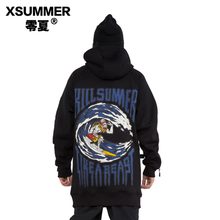 X-SUMMER Brand Original Design LIKE A BEAST Snowboard Hoodie For Man & Woman High Quality Outdoor Sports Hoodies #XSW17LH01