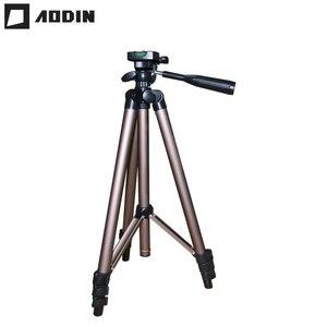 Портативный Легкий Трипод для проектора AODIAN AODIN, штатив из алюминиевого сплава с 4 ножками, кронштейн для проектора, универсальная сумка для ...