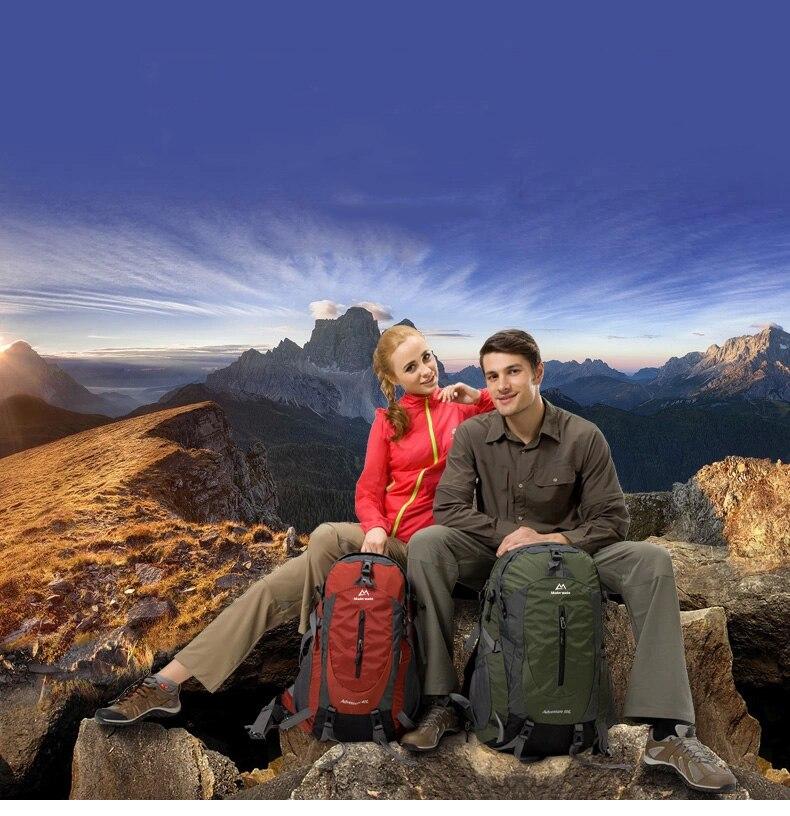 21e16b397a05 FLASH SALE] Maleroads mountain climbing backpack waterproof camping ...