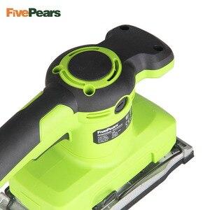 Fivepear 320W 14000rpm электрический шлифовальный станок, шлифовальный станок с вибрацией, деревообрабатывающий полировальный шлифовальный станок