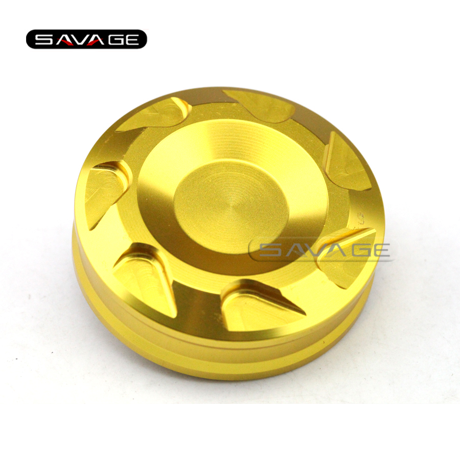 For BMW S1000R HP4 S1000RR 2010-2016 11 12 13 14 15 Gold Motorcycle Front Brake Master Cylinder Fluid Reservoir Cover Cap немецкий мотоцикл bmw r 12 6142