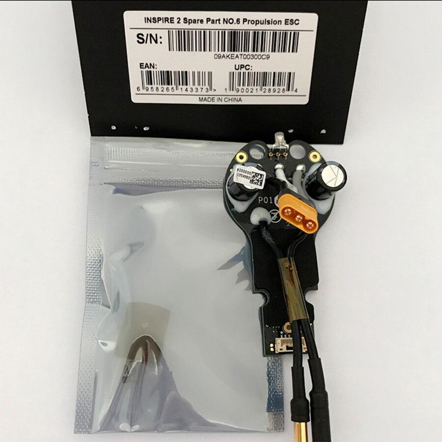 Inspire 2 ESC Propulsion ESC Original Replacement Repair Spare Parts for DJI Inspire 2 Drone 1pc