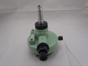 NEW THREE-JAW GREEN Metal Tribrach Adapter with Optical Plummet Fits LEICA