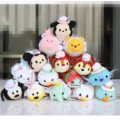 Super beautiful Tsum Mickey Minnie birthday holiday festival Plush Doll / doll car mobile phone pendant