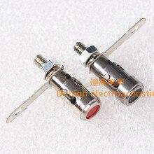 White speaker terminal amplifier output terminal speaker accessories junction box column Small b301
