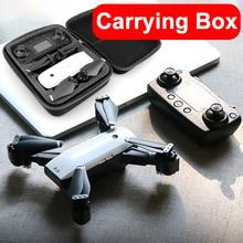 Нмиц S20 Drone с HD 1080 P Wifi Камера Квадрокоптер зависания FPV Quadcopters 5MP складной вертолет сумка для хранения игрушек для мальчиков