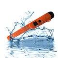 SHRXY Verbesserte Pro Pinpointing Hand Metall Detektor GP-pointer2 Wasserdicht einstellbare Pointer Orange/schwarz Farbe