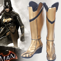 SUPERHERO Cosplay Shoes Boots Halloween Carnival Cosplay Costume Accessories For Women