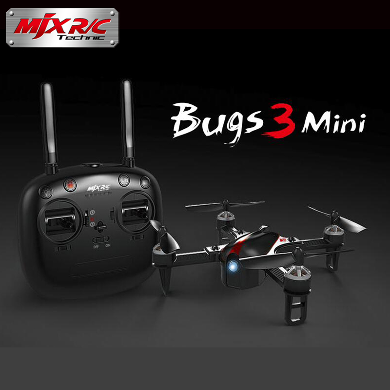 New MJX Bugs 3 B3 Mini RC Helicopter 2.4G Brushless Motor RC Drone With 5G FPV 720P WIFI Camera RC Quadcopter VS SYMA X8HG TOY high pressure car washing pump 220v ac dp160m hot style