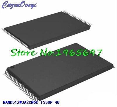 1pcs/lot NAND512W3A2CN6E NAND512W3A2CN6 TSSOP-48 In Stock