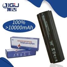 JIGU 12 ячеек Батарея для hp для pavilion DV3 DM4 DV5 DV6-3000 DV7-6000 G4 G6 G7 для Compaq для Presario CQ42 CQ32 G42 G62 MU06