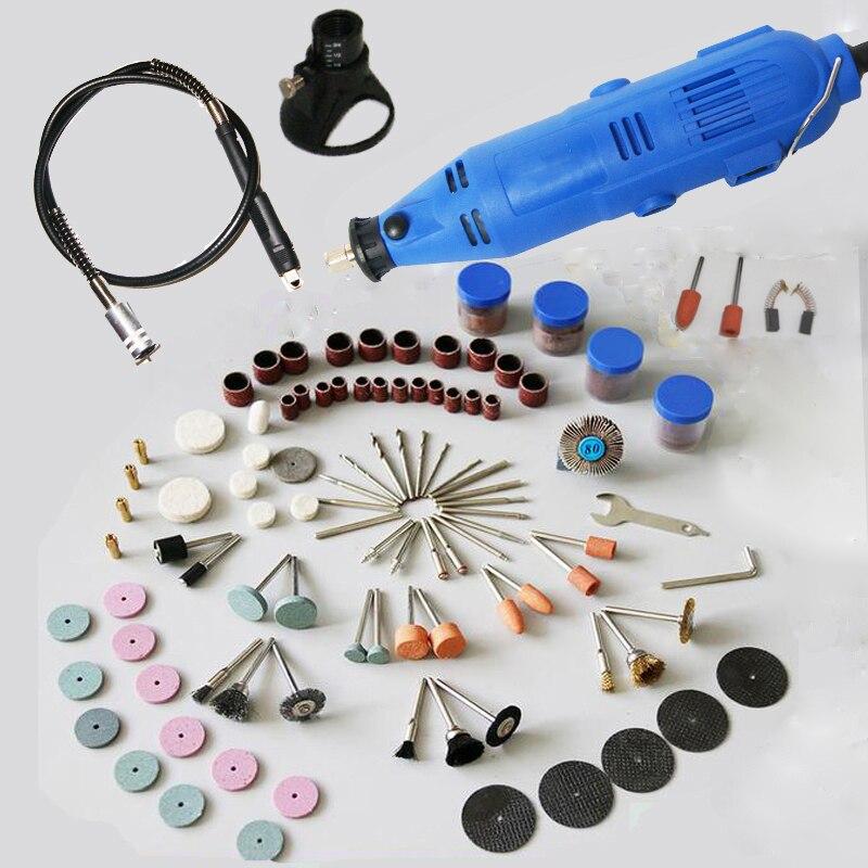 130 w Style Dremel Multipro Drill Sculpture Stylo Doux Arbre Accessoires 162 pcs Polissage Kits Usine prix