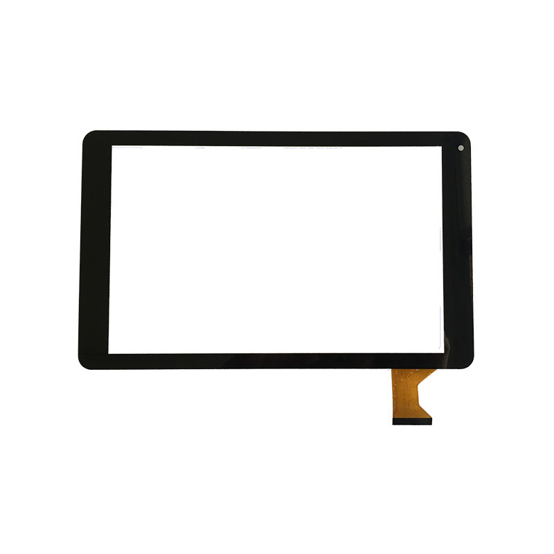 New 10.1'' inch Digitizer Touch Screen Panel glass For texet tm-1067 Tablet PC witblue new for 7 texet x pad navi 7 3g texet tm 7059 tablet touch screen panel digitizer glass sensor replacement free shippin