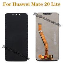 """63 """"новый дисплей для huawei mate 20 lite lcd сенсорный"""