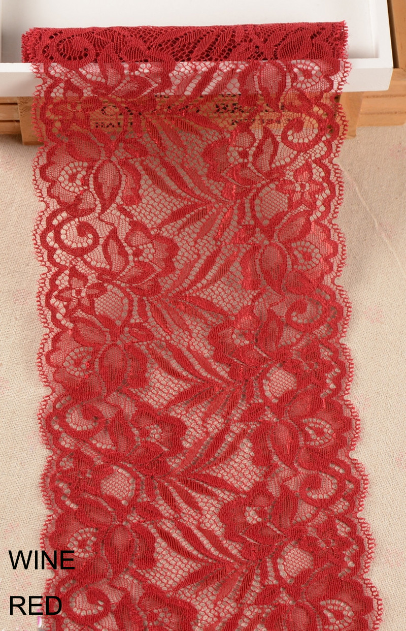 How to choose a lace fabric for the dress 62