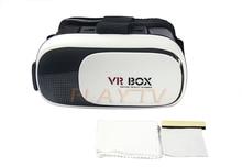 สากลG Oogleกระดาษแข็งVR BOX 2ความจริงเสมือนแว่นตา3Dภาพยนตร์เกม3Dแว่นตาสำหรับมาร์ทโฟน