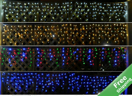 Icicle christmas lights outdoor fabulous christmas lights outdoor outdoor christmas icicle lights com solar leds solar curtain icicle lights multicolor white blue warm white for option with icicle christmas lights outdoor aloadofball Choice Image